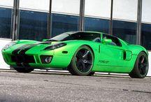 dash green gt40