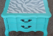 Painted Furniture / by Amy Chalmers - Maison Decor