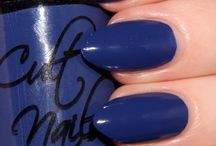 Cult Nails All Access Collection / All Access released Sept 2013 / by Cult Nails