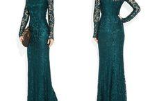 vestidos longo
