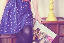 Summer dresses / by Rebecca Biddle