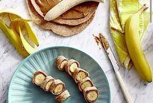 Banan og frokost