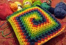 Crochet: Spiral / virkattu spiraali