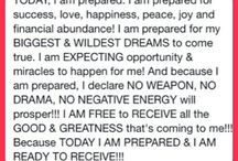 Day affirmation