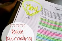 Bible / Reading the word etc