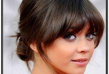 Účesy - hairstyle