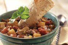 Soups,Stews and Chowders / by Debbie Wakolee