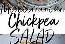 Lunch salads