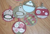 Christmas crafts / by Heather B
