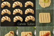 havuçlu elmalı kurabiye