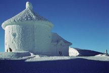 Sněžka Krkonoše
