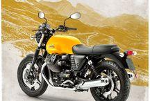 Moto Guzzi models
