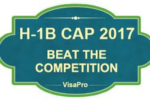 H-1B Cap 2017 Filing Tips / Learn how you can increase the chances of H-1B Cap 2017 petition lottery selection and approvals with the tips.