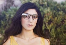 Embarrassing Shots of Models in Google Glass / by Meredith Arthur