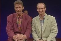 Whose Pin Is It Anyway? / Whose Line stuff to look at when you aren't watching the 200+ episodes on CW Seed.