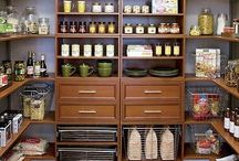 Larder lovin / Ideas for the scullery in my new house :)