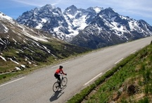 2014 Cycling Trip / Getting ready to head to France to ride the biggest mountains of Le Tour - some inspiration here.