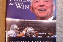 He loves Dallas Cowboys <3 / by Mary Saba