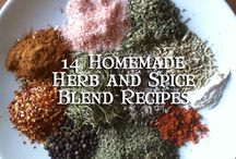 Spices & Rubs / by Kerri Sternberg