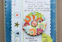 Scrapbooking ideas / by Sarah Piggott