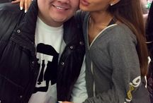 Ariana Grande with FANS / I love you Ari!! You´re amazing girl/miss....