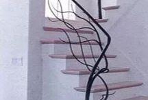 Awesome Design ... / Wunderschönes Geländer