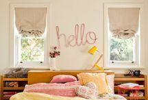 HOME - Bedroom / Bedroom Inspiration