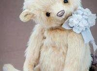 Teddy bears etc
