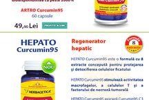 Curcumin95 C3 Complex / Produse 100% naturale ce au la bază Curcumin95 şi Piperină