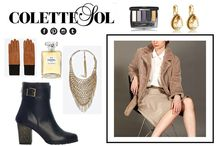 Colette Sol x How To Wear / ootd Fashioninspiration