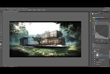 ARCHITECTURAL REPRESENTATION - postproduction