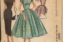 мода1950-60