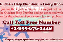 Quicken Help and Support