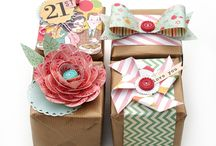 Wrapping Inspiration / by Laurie Boughaba