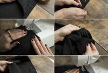 одежда сделать