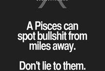 pisces starsign
