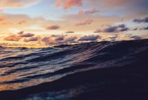 O C E A N / Its all about the ocean, waves and beautiful seascapes.