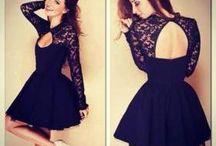 vestidos ♥