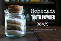 Mouth and teeth care