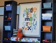 Playroom Ideas / by Erica Lane