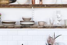 Kitchen / by Mallory Recor