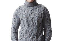 DRUTY - Swetry meskie / fasony