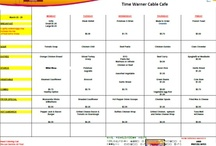 TWC Milwaukee / This is where you will find the weekly menus.