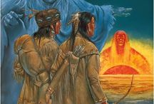 First Americans Myths,& Stories / by Dolores Brihn