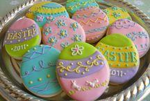 Easter Cookie Designs