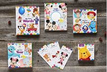Baby Bookworm / Help baby learn colors, shapes, words and more with this adorable collection of Disney Baby books.