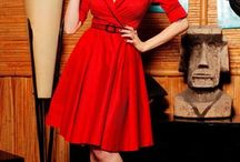 Pin up and rockabilly style