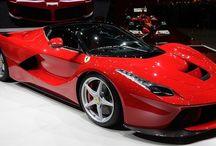 La  Ferrari  / Novo carro da Ferrari  / by Lucca Emanuell