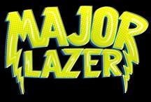 Major Lazer / Best's band
