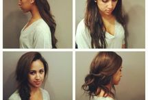 Gorgeous hair styles. Short. Long. Medium.